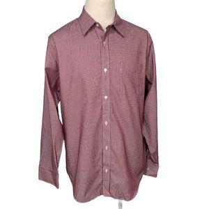 Banana Republic Non-Iron Slim Fit Shirt XL EUC